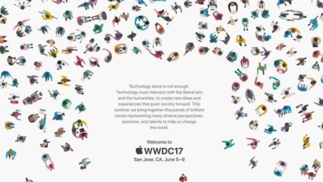 WWDC 2017: Apple verschickt Einladungen