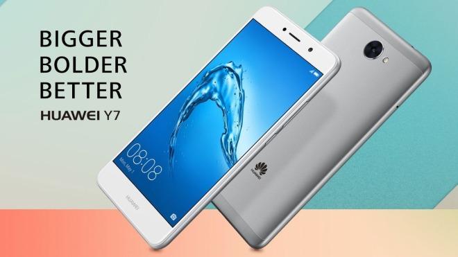 Huawei Y3 2017 offiziell vorgestellt