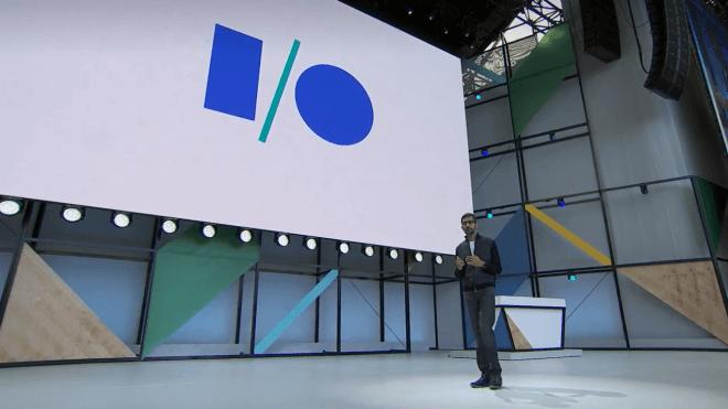 Google Google I  O Entwicklerkonferenz Sundar Pichai Google I  O 2017Bildquelle Google