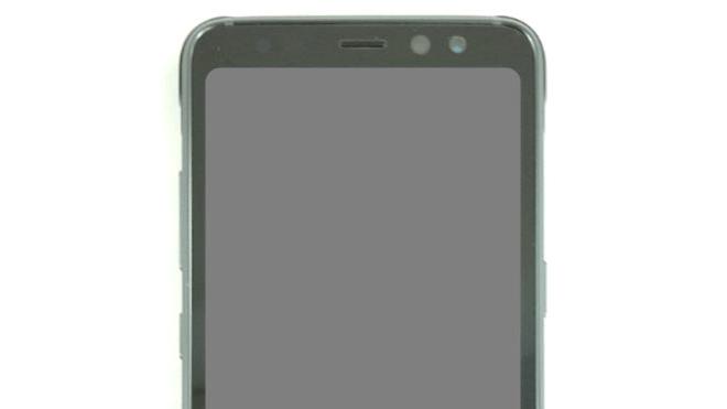 Iris-Scanner des Samsung Galaxy S8 ausgetrickst