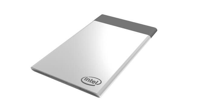 Intel stellt Scheckkarten-PC Compute Card vor