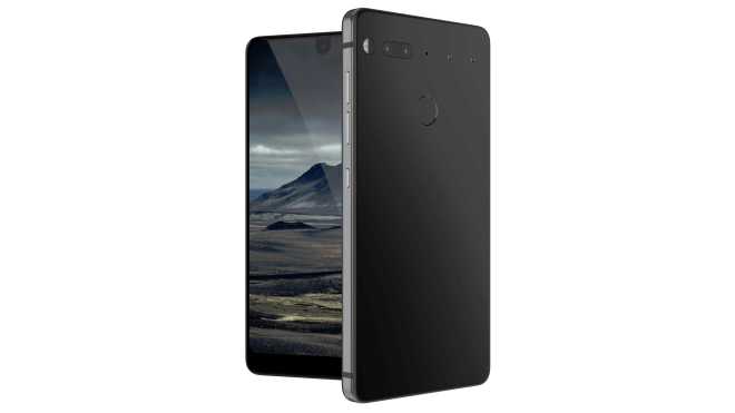 Andy Rubin hat das Essential Phone enthüllt