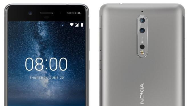 Nokia 8 kommt wohl als High-End-Smartphone mit Snapdragon 835