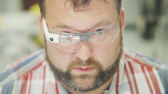 Comeback für Google Glass - als Unternehmens-Werkzeug