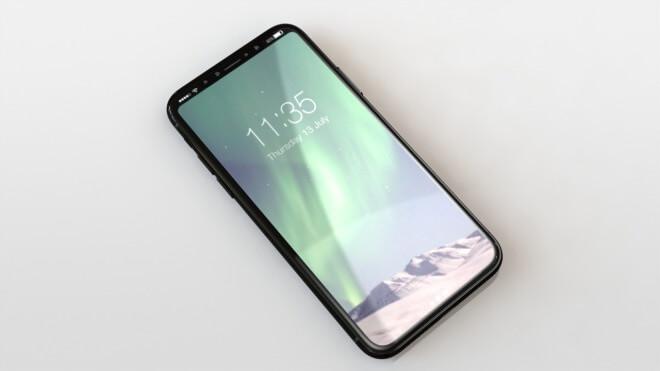 Apple-Konkurrenten drosseln Produktion, um auf iPhone 8 zu reagieren
