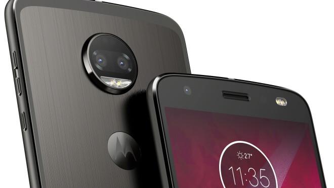 Motorola Z2 Force: Bruchsicher & 360° Kamera Moto Mod