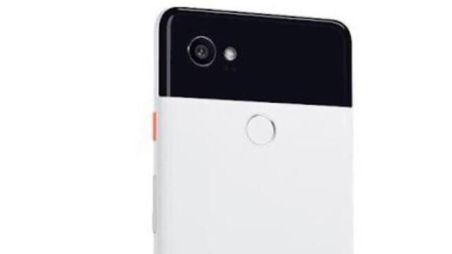 Smartphone Google Android Leak Pixel Pixel 2 XLBildquelle Droidlife