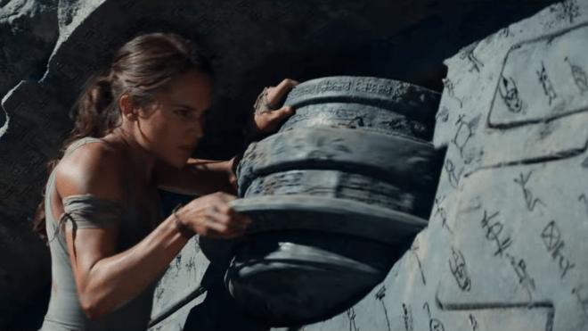 Trailer, Film, Warner Bros., Tomb Raider, Lara Croft, Reboot, Alicia Vikander