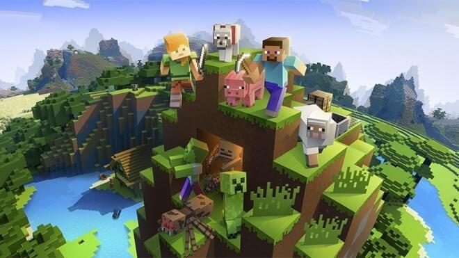 Minecraft Auf älteren Konsolen Ist Bald Schluss Mit Neuen Inhalten - Minecraft spieler melden