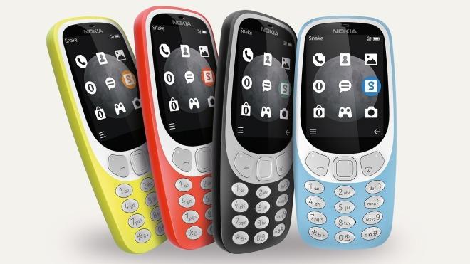Nokia 3310 kommt als UMTS-Version für 70 Euro