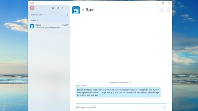 skype startet nicht