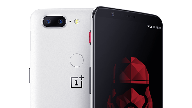 OnePlus 5T Star Wars Limited Edition kommt: Launch am 14. Dezember