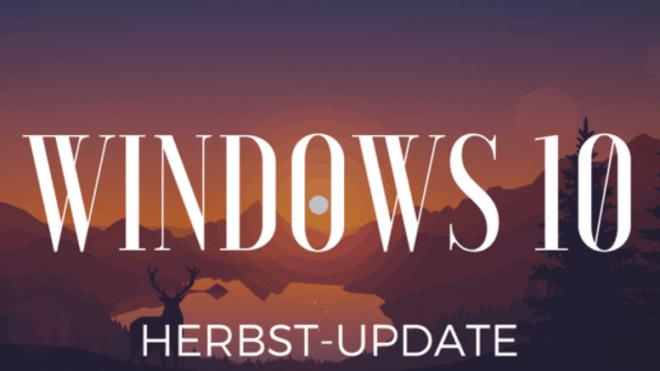 Windows 10 Version 1709 achieves