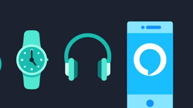Amazon bringt Alexa auf Smartwatches und Kopfhörer