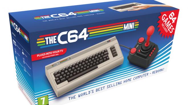 C64 Mini - Comeback des Heimcomputer-Klassikers hat einen Termin