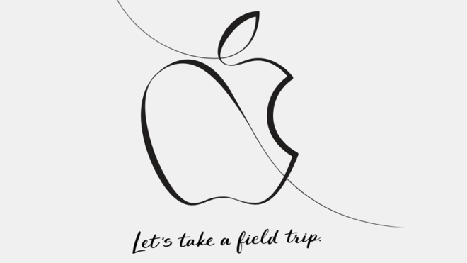 Apple Event am 27. März 2018