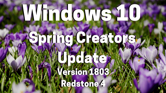 Repairs to repaired long lists: Cumulative updates for Windows 10