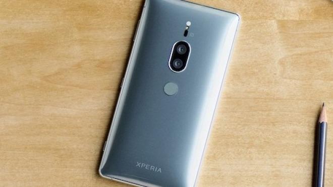 Sony Xperia XZ2 Premium offiziell vorgestellt