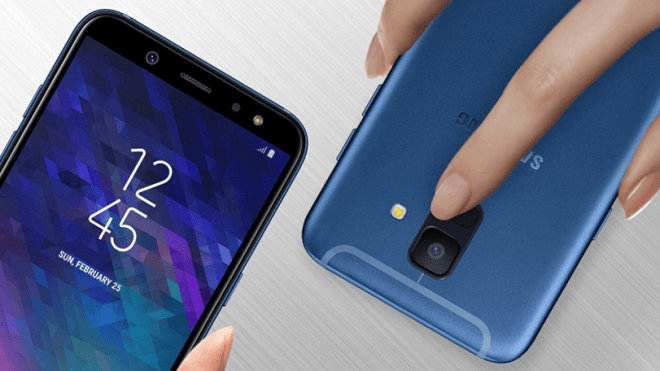 Samsung Galaxy A6 Plus 2018 Alle Details Und Offizielle Bilder