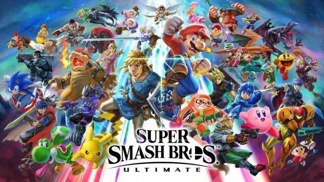 Trailer, Spiele, Nintendo, E3, Nintendo Switch, Switch, Nintendo Konsole, E3 2018, Super Smash Bros. Ultimate, Super Smash Bros.