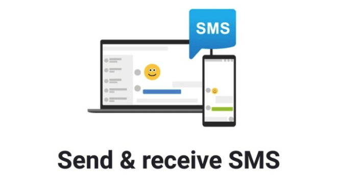 sms auf pc lesen android