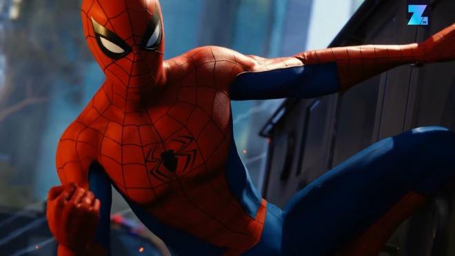 Sony, PlayStation 4, Playstation, PS4, Sony PlayStation 4, Zoomin, Sony PS4, Spider-Man, Marvel's Spider-Man, Insomniac Games