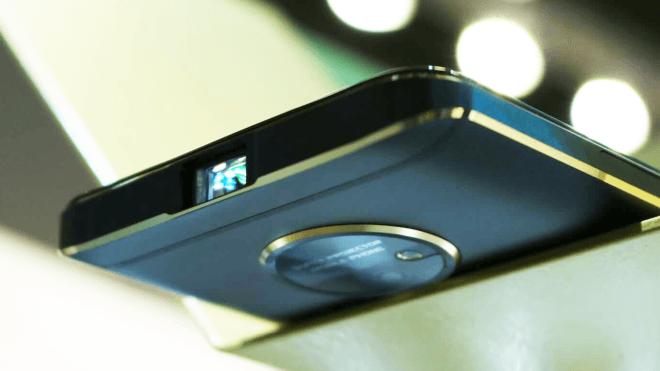 Smartphone, Test, Octacore, Hands-On, Ifa, Hands on, Review, Mediatek, Nougat, IFA 2018, Beamer, Projektor, Android 7.1, Neffos, Laserprojektor, MT6750, Neffos P1