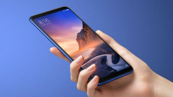 Smartphone, Android, Hands-On, Xiaomi, Timm Mohn, Mi Max 3