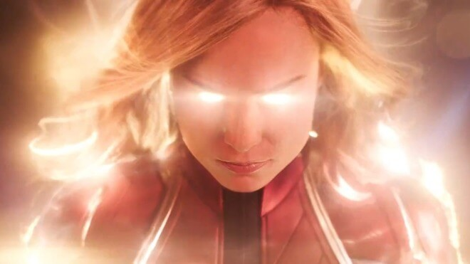 Trailer, Kino, Kinofilm, Disney, Marvel, Captain Marvel