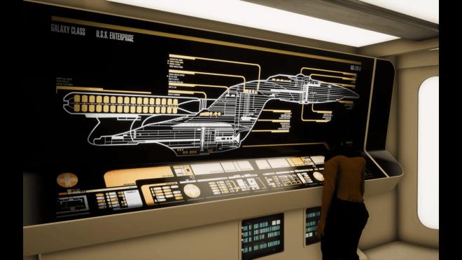 Spiel, Star Trek, Enterprise, Raumschiff, Raumschiff Enterprise, CPS