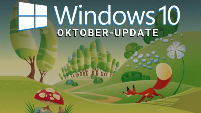 Microsoft, Betriebssystem, Windows 10, Windows 10 Version 1809, Redstone 5, Windows 10 Oktober Update, Windows 10 Herbst Update, Oktober 2018 Update, Oktober Update, Herbst Update, 1809, Windows 10 Redstone 5