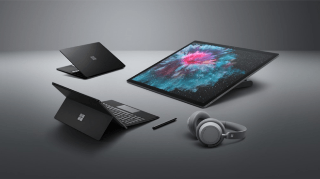 Surface Pro 7, Surface Laptop 3, Surface Book 3: Erste Infos