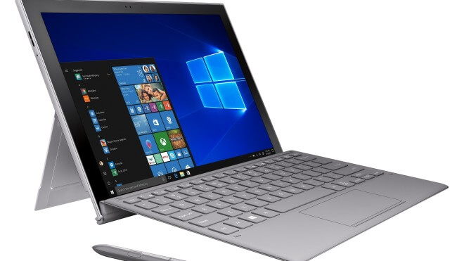 Samsung Galaxy Book 2 trae Snapdragon 850 y Windows 10 a ARM