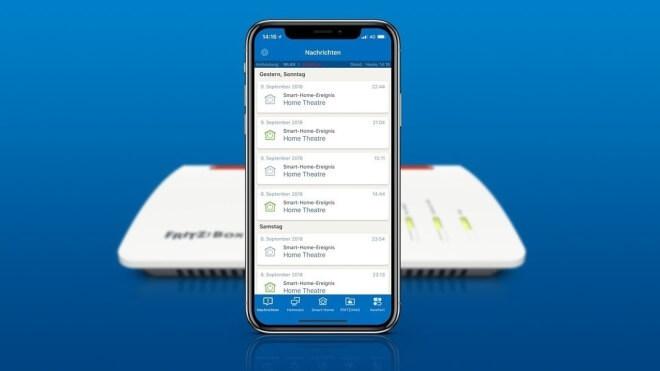 Fritzbox App Fon