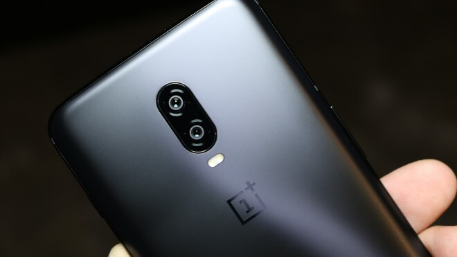Smartphone, Video, Test, Launch, Octacore, Hands-On, OnePlus, Hands on, Review, notch, Qualcomm Snapdragon 845, OnePlus 6t, Waterdrop