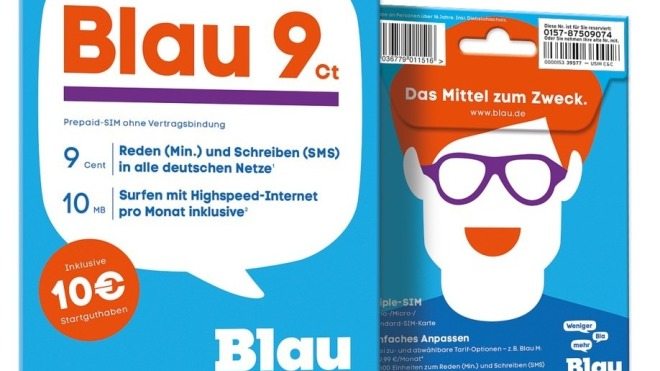 Blau Sim Karte Freischalten.Blau Verschenkt Wieder 10 Gb Lte Daten An Neukunden Winfuture De