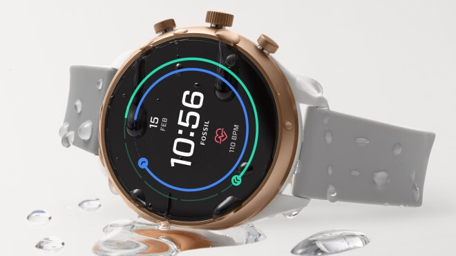 QnA VBage Fossil Sport: Erste erschwingliche WearOS-Smartwatch mit neuer CPU