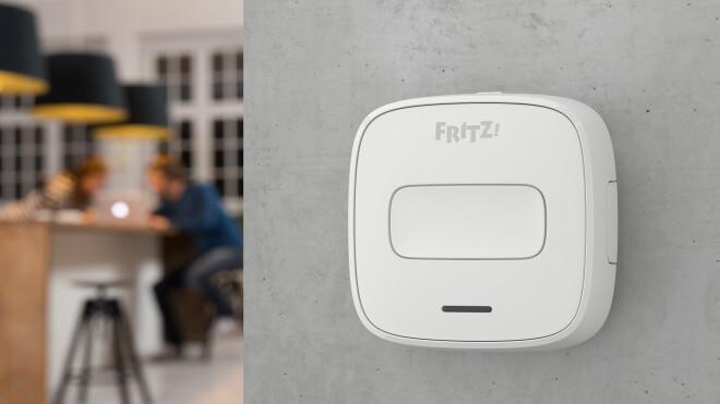 Fritzdect 400 Avm Stellt Komfortablen Schalter Fur Das Smart Home