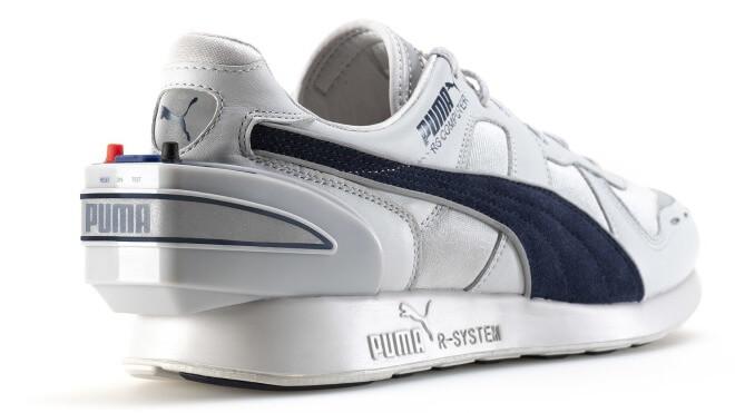 Rs Schuh ShoeSensor Computer Zurück Kehrt 1980ern Puma Aus Den 3qc45ARjL