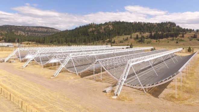 Rätselhafte radioblitze teleskop hört überraschend periodisches