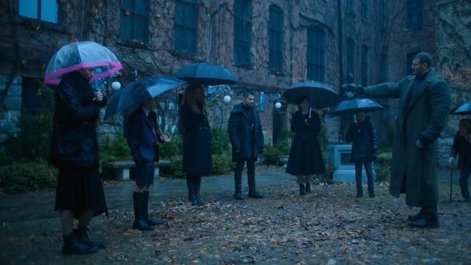 Trailer, Netflix, Serie, The Umbrella Academy, Umbrella Academy