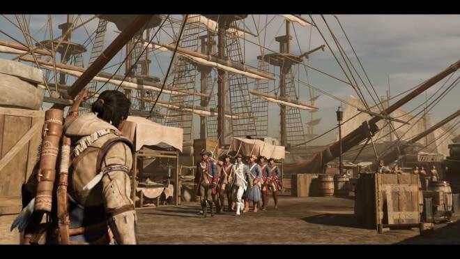 Trailer, Ubisoft, Assassin's Creed, Assassin's Creed 3, Remake, Remastered, Assassin's Creed 3 Remastered, Assassin's Creed III, Assassin's Creed III Remastered