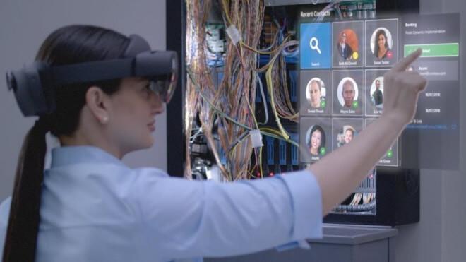 Hololens 2: Microsoft stellt neues AR-Headset vor