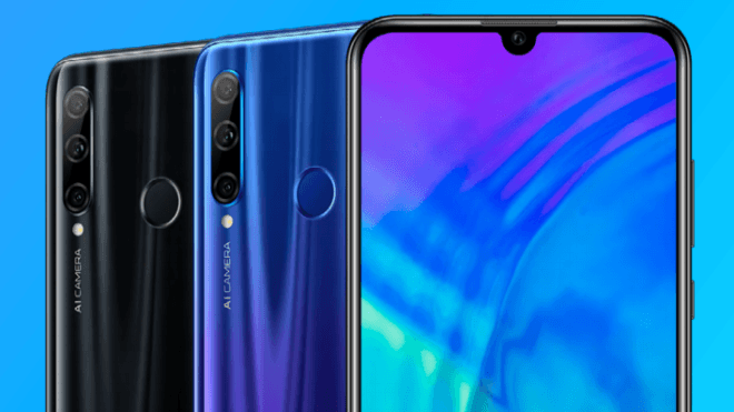 Honor 20 Lite: All Info for a New Smartphone with Triple Cam