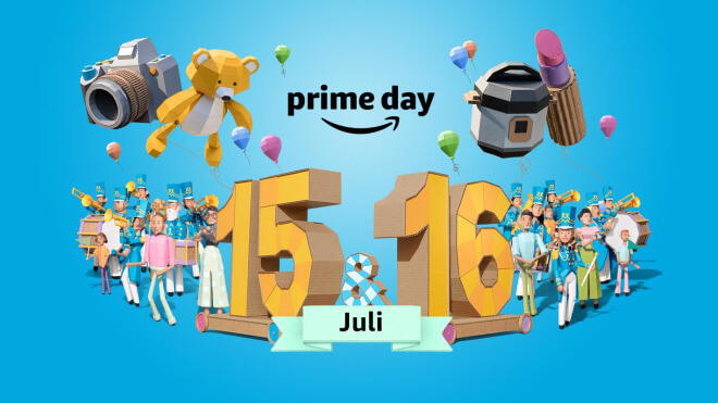 719a7aaf62 Amazon Prime Day 2019: Start! The best technological offers.