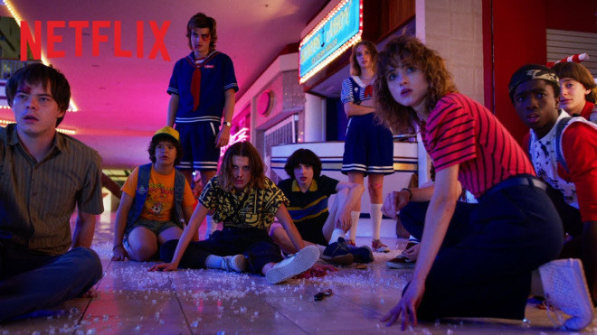Stranger Things-Leakage: 4K copy protection by Netflix may
