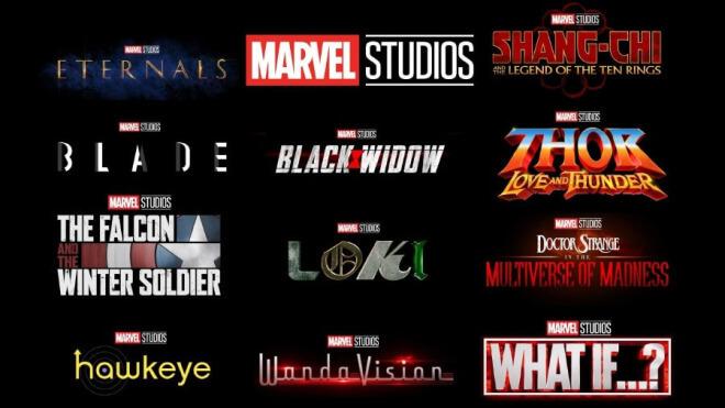 Marvel Serien 2021