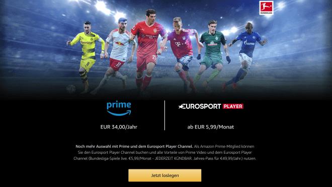 Eurosport Player Bei Amazon