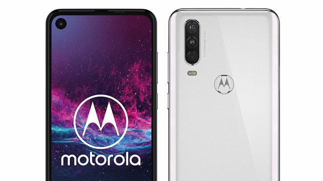 Motorola One Action: Smartphone mit