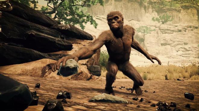 Trailer, Survival, Ancestors, The Humankind Odyssey, Private Division, Ancestors: The Humankind Odyssey